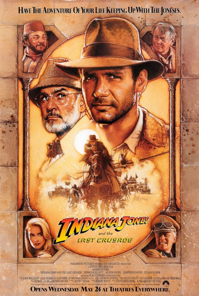 last crusade Ranking: Every Steven Spielberg Movie from Worst to Best