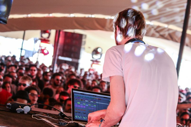 Todd Terje // Photo by Nina Corcoran