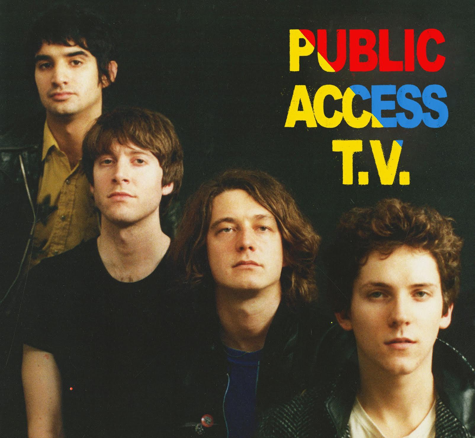 PATV Album Cover
