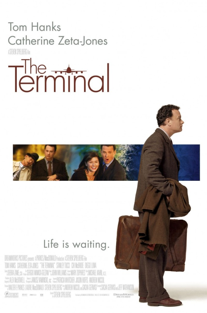 the terminal poster Ranking: Every Steven Spielberg Movie from Worst to Best