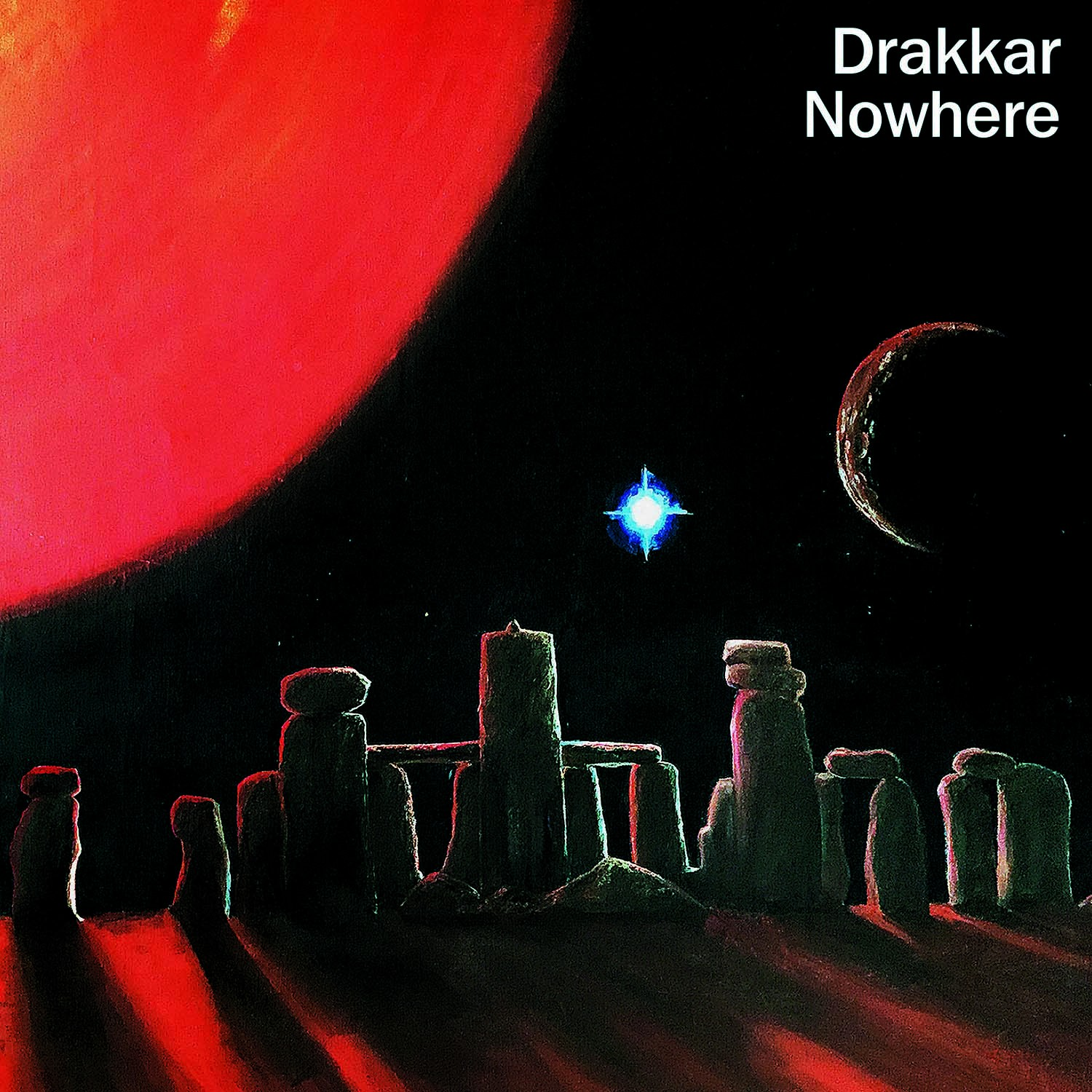 1465590039 Drakkar Nowhere ask the cosmic question on new single How Could That Be Why?    listen