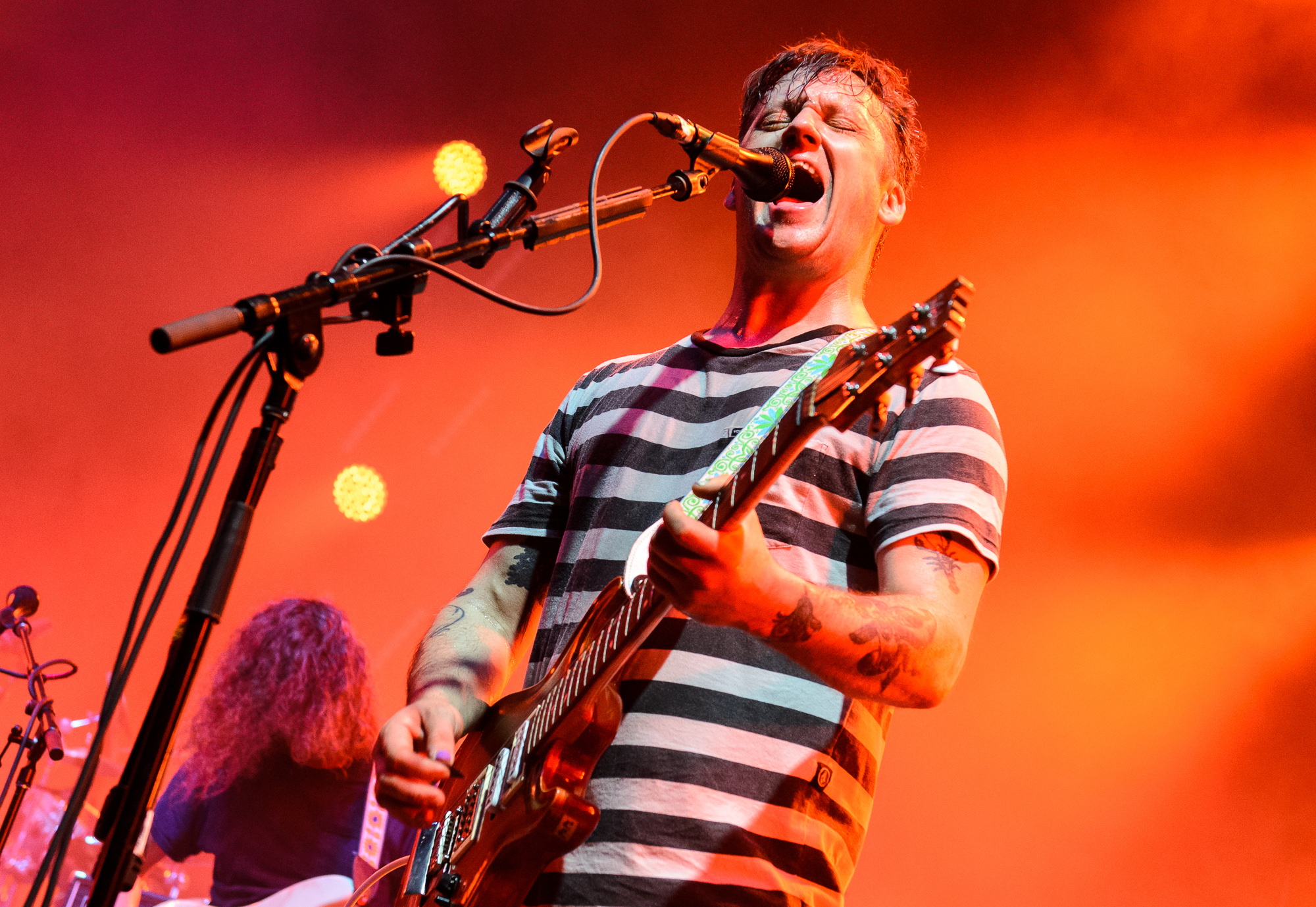 ben kaye modest mouse msg 13 Live Review: Brand New and Modest Mouse at Madison Square Garden (7/14)