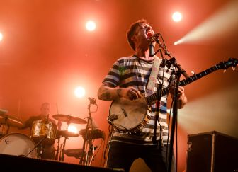 Modest Mouse // Photo by Ben Kaye
