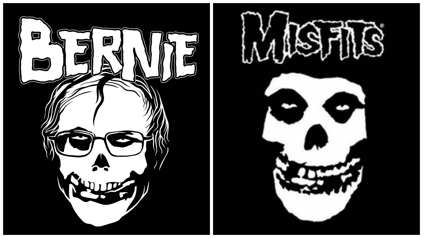 bernthewhitehouse1 A Brief History of Punk Rock and Presidential Politics
