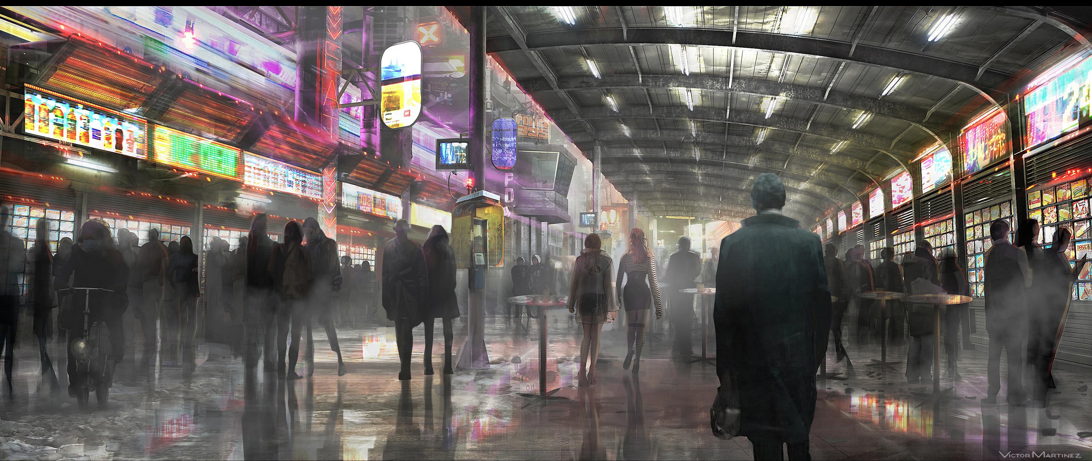 blade runner 3 Blade Runner 2 storyboards reveal toxic Los Angeles wasteland