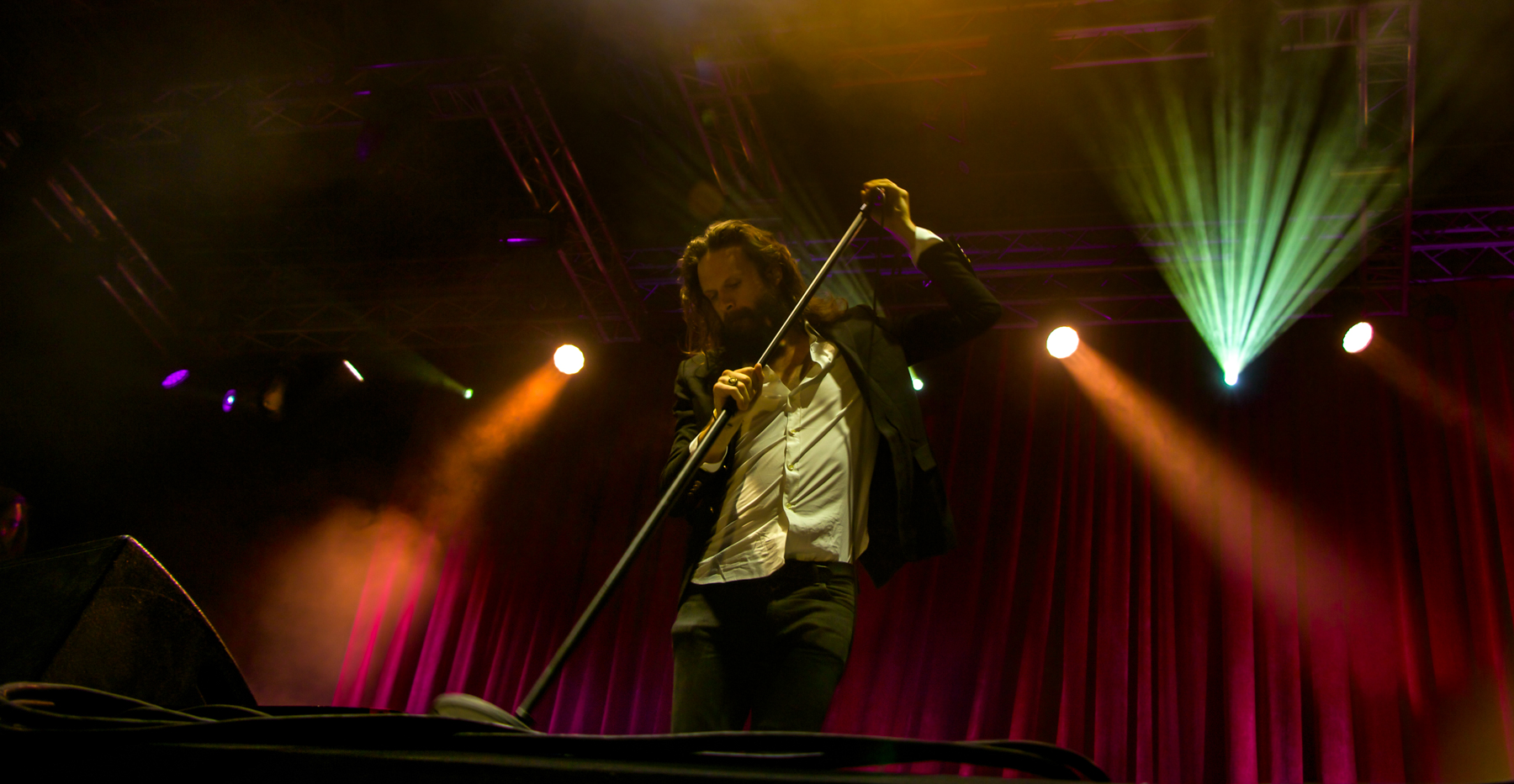 Father John Misty // Photo by Lior Phillips