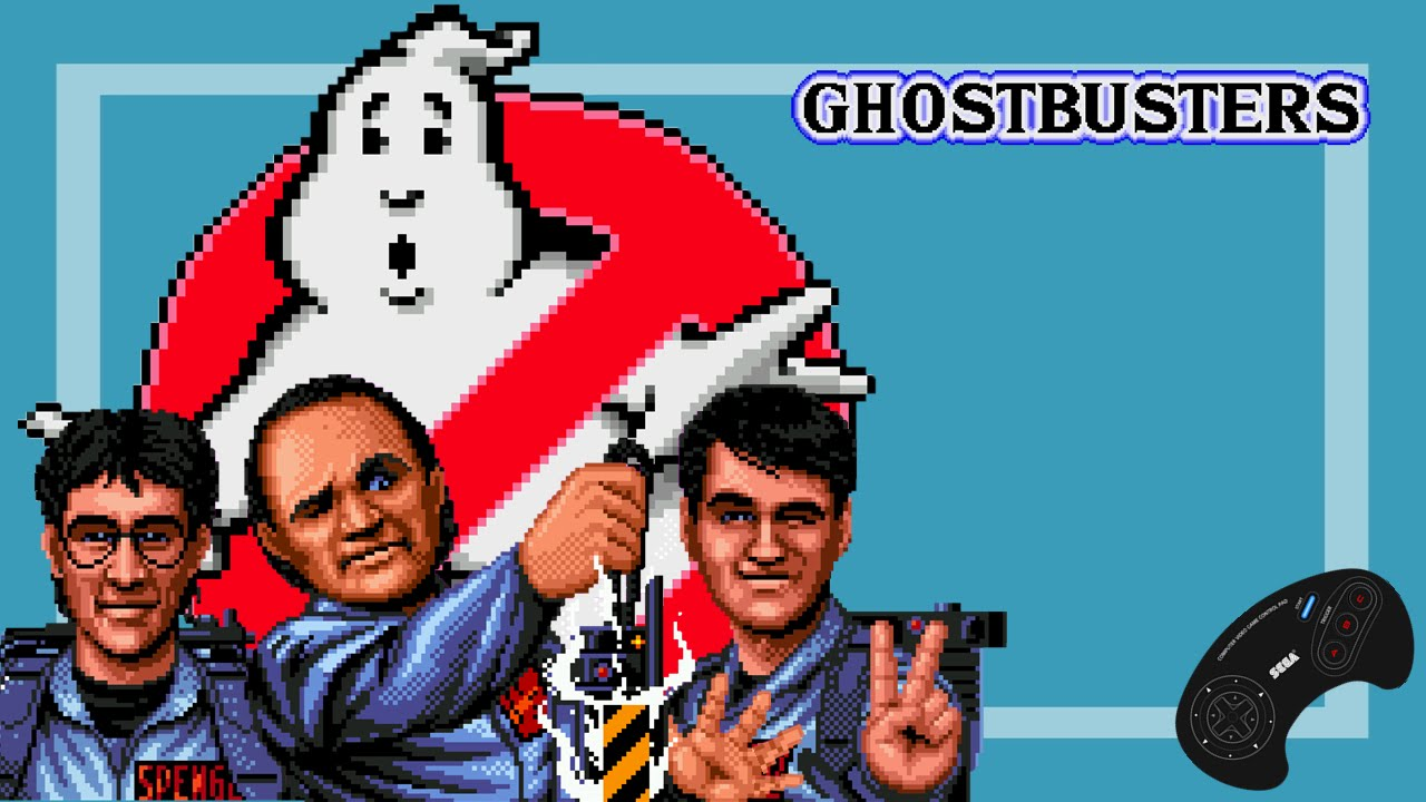 gb feature Ghostbusters Struggled with Bad Video Games Before Giving Us a Third Film