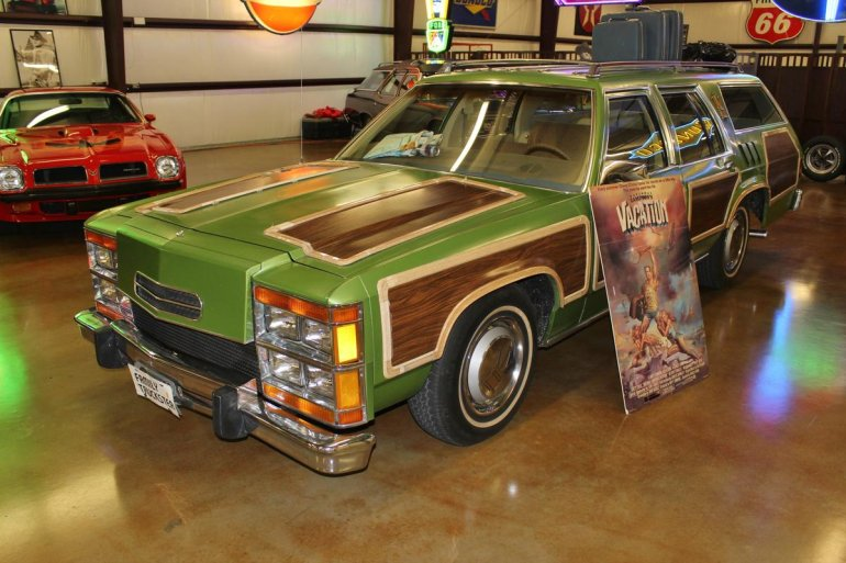 56035378 770 0 The car from National Lampoons Vacation is for sale ahead of your next trip to Walley World
