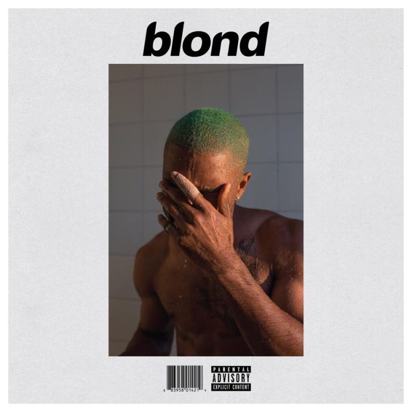 blonde frank ocean1 Top 25 Hip Hop and R&B Albums of the 2010s