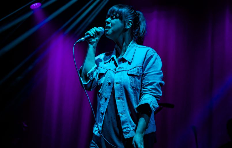 Cat Power, by Lior Phillips