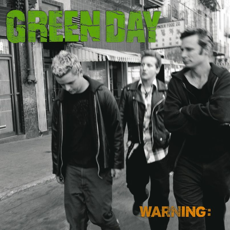 green day warning Ranking: Every Green Day Album from Worst to Best