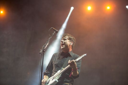 Jimmy Eat World // Photo by Philip Cosores