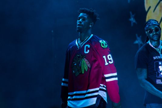 Jimmy Butler // Photo by Kris Fuentes Cortes