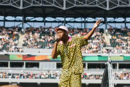 Tyler the Creator // Photo by Kris Fuentes Cortes