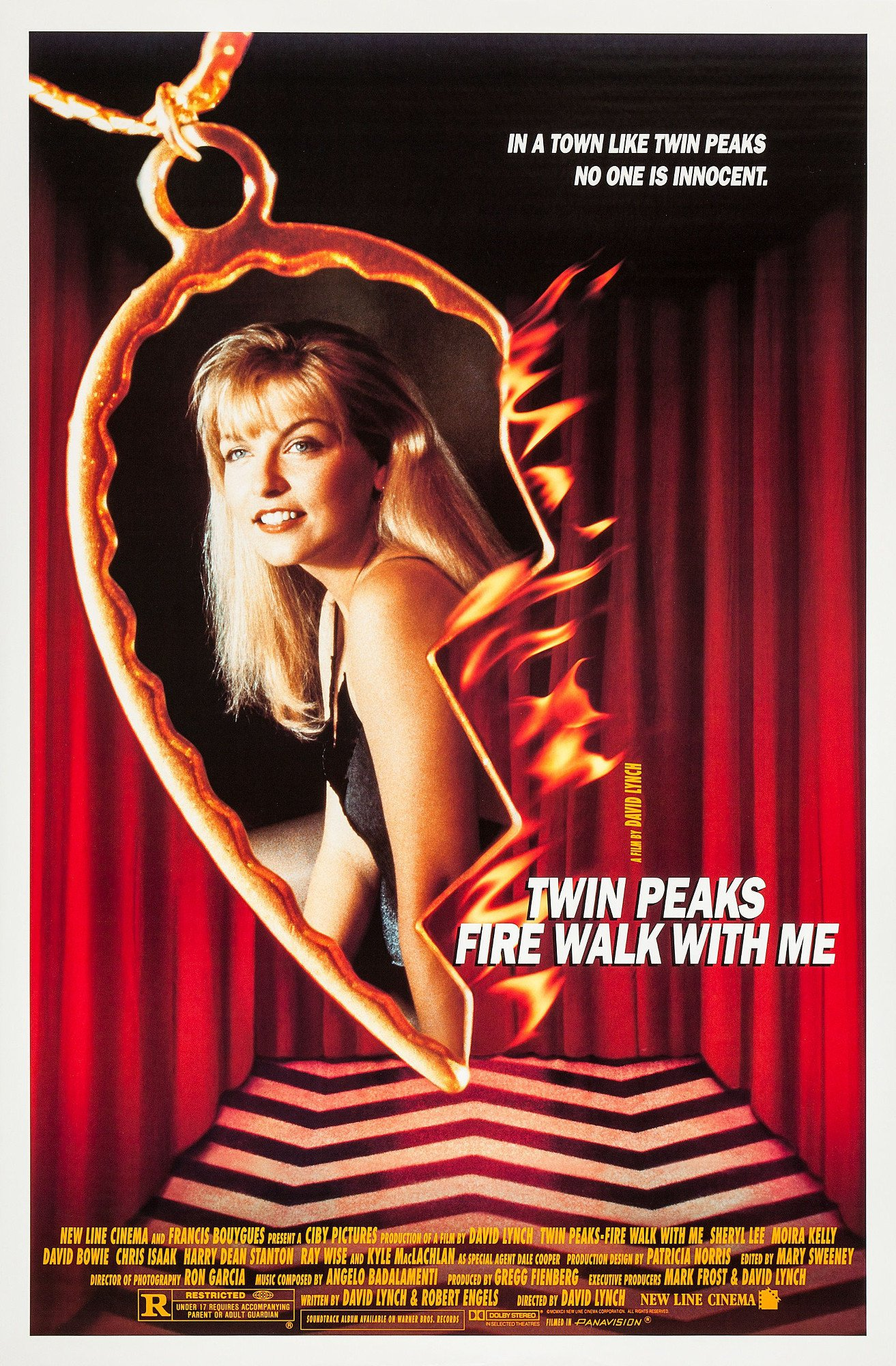 twin peaks Fire Walked with Me: Living a Real Life Twin Peaks