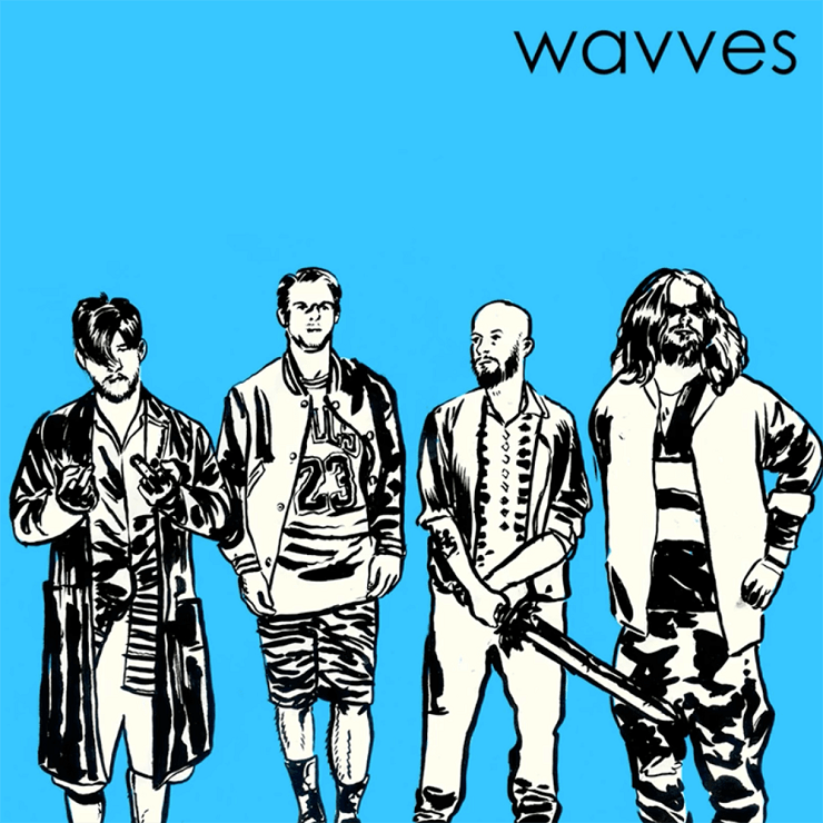 wavves weezer split Wavves cover Weezers You Gave Your Love To Me Softly    listen