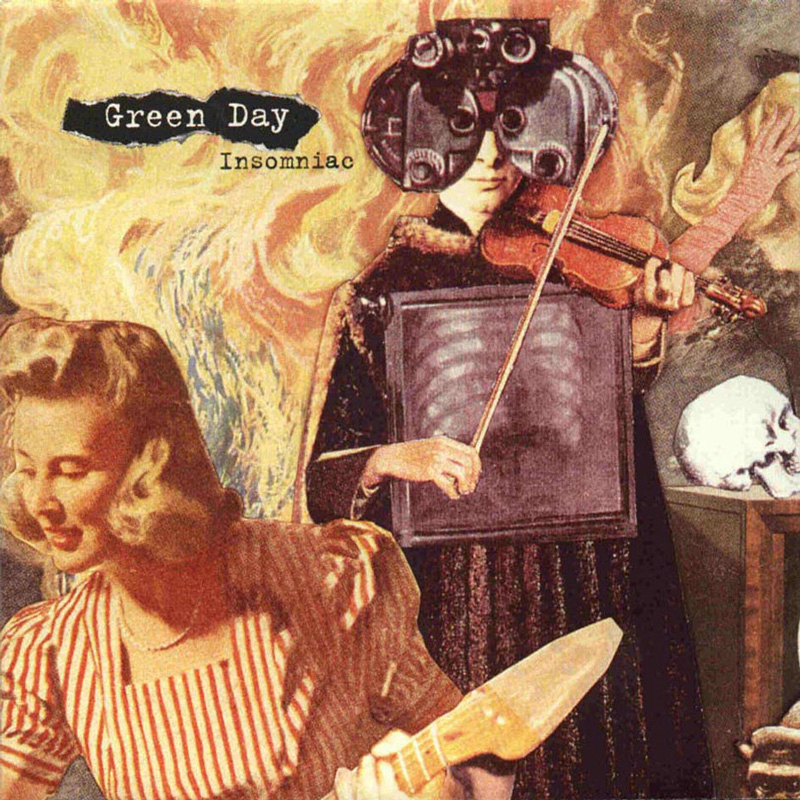 album green day insomniac 8001 zps2e7f4a23 Ranking: Every Green Day Album from Worst to Best