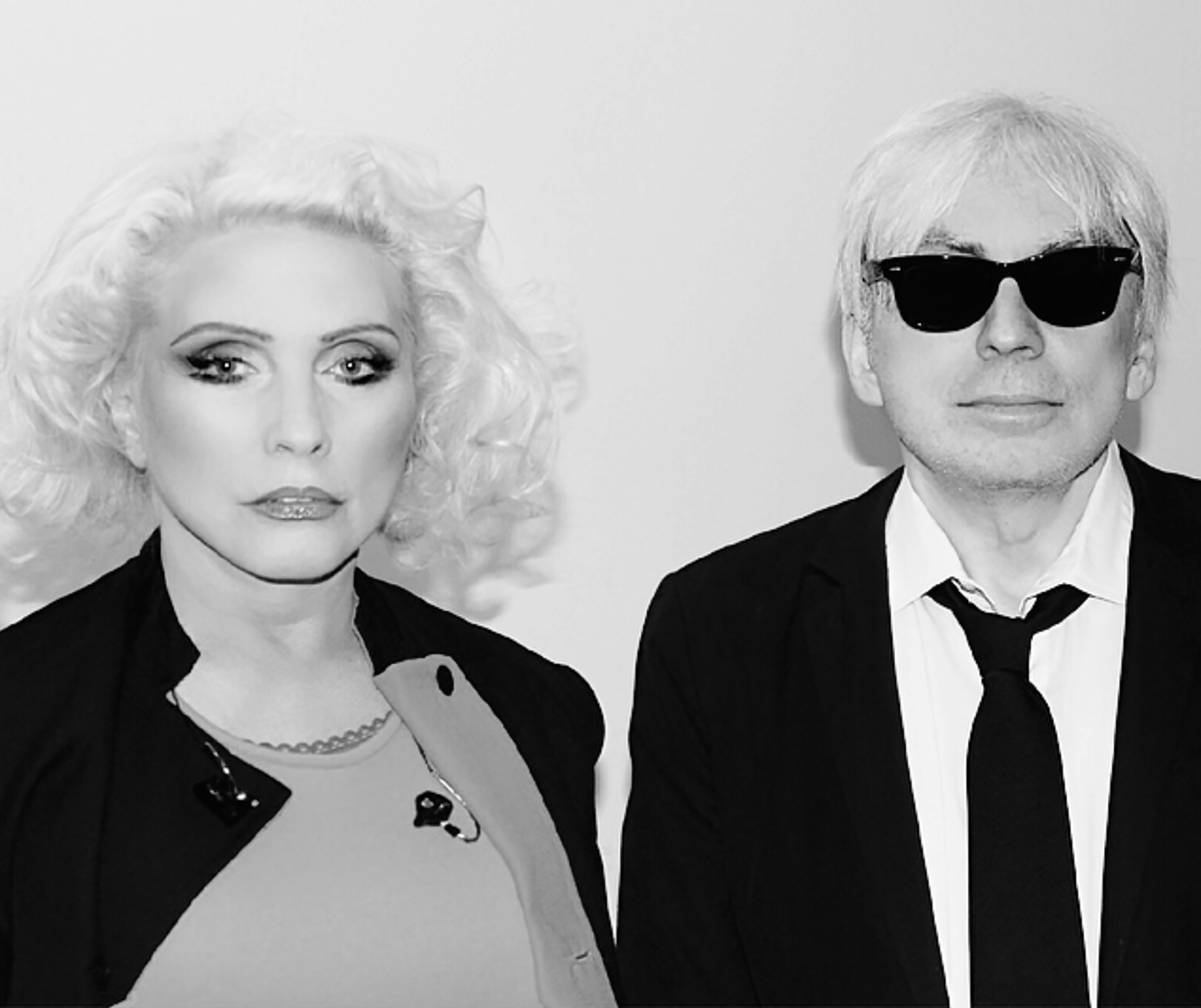 debbie harry and chris stein photo credit guy furrow Disrupting the Darkness: St. Vincent, Blondie, and Rhye on David Lynch