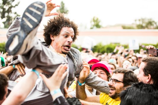 The Eric Andre Show // Photo by Philip Cosores