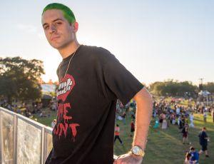 G-Eazy, photo by David Brendan Hall