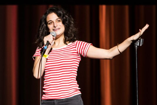 Jenny Slate // Photo by Philip Cosores