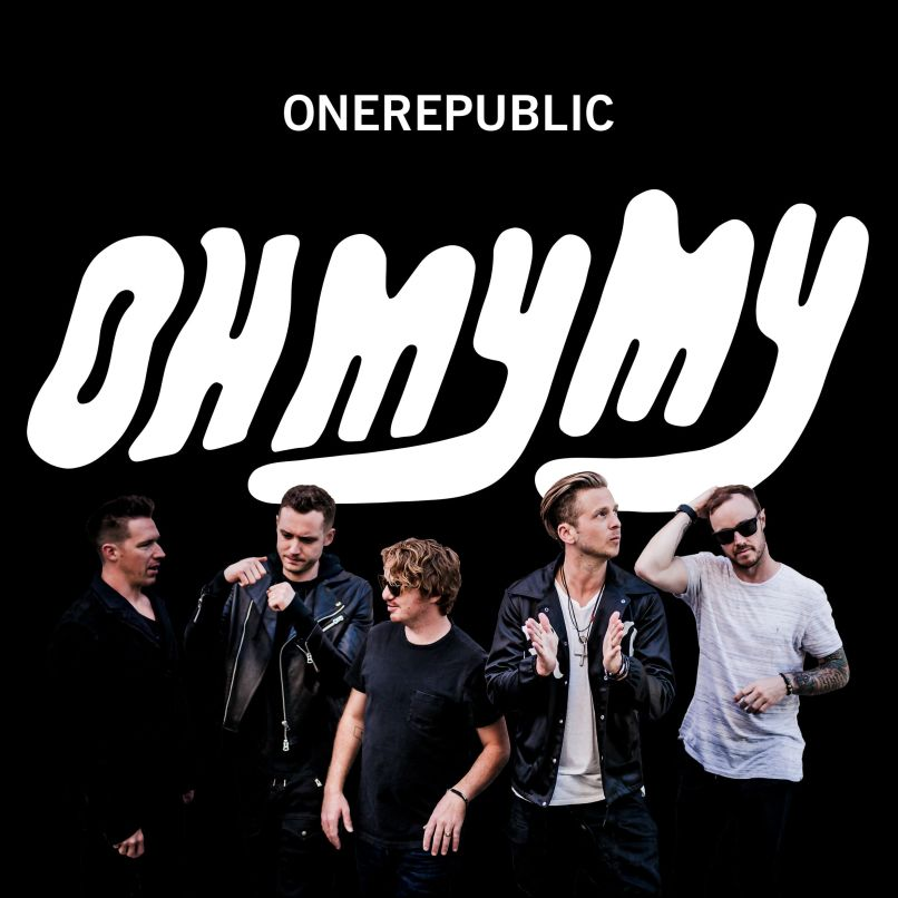 onerepublic oh my my 2016 2480x2480 From Beyoncé to U2: Songwriter and Producer Ryan Tedder Chases Euphoria in the Studio