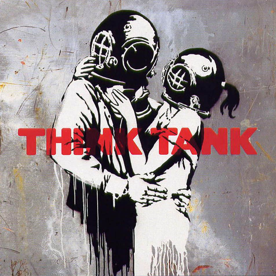 think tank bonus disc cover Ranking: Every Green Day Album from Worst to Best