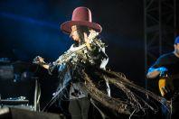 Erykah Badu // Photo by Philip Cosores