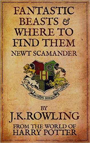fantasic beasts book Why a Harry Potter Non Fan Found Fantastic Beasts Utterly Fantastic