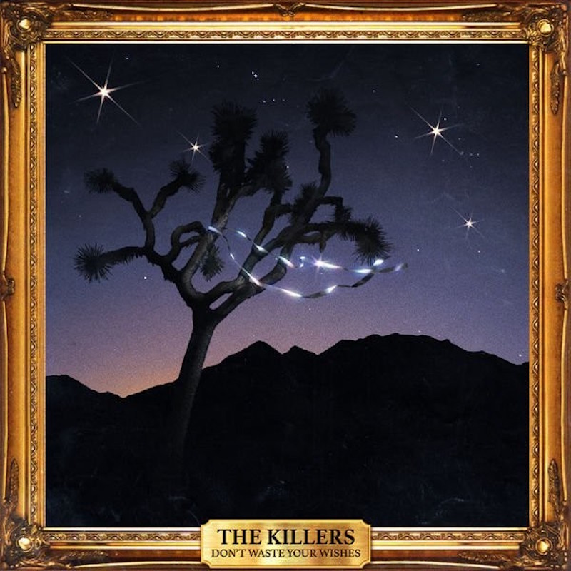 killers christmas album dont waste wishes The Killers announce Christmas album, share Ill Be Home For Christmas cover    listen