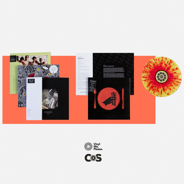 s600 rockbundle CoS and Vinyl Me, Please. Offer Exclusive Record Bundles for Black Friday!