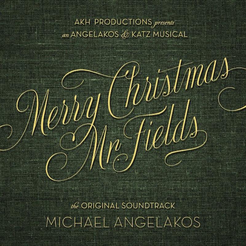 angelakos merry christmas mr fields soundtrack Passion Pits Michael Angelakos shares holiday album, Merry Christmas, Mr. Fields: Stream/watch