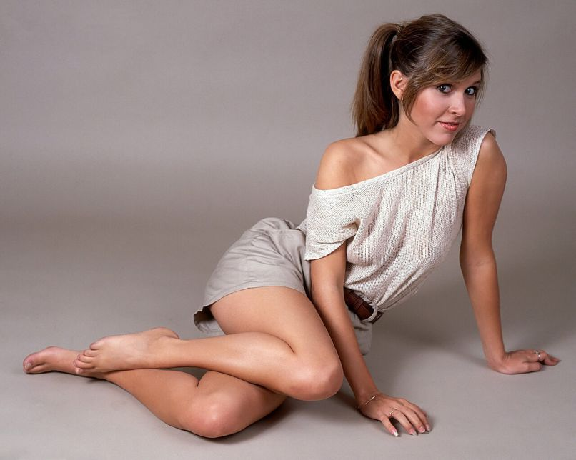 carrie fisher 3 Five Reasons Carrie Fisher Ruled Our Galaxy