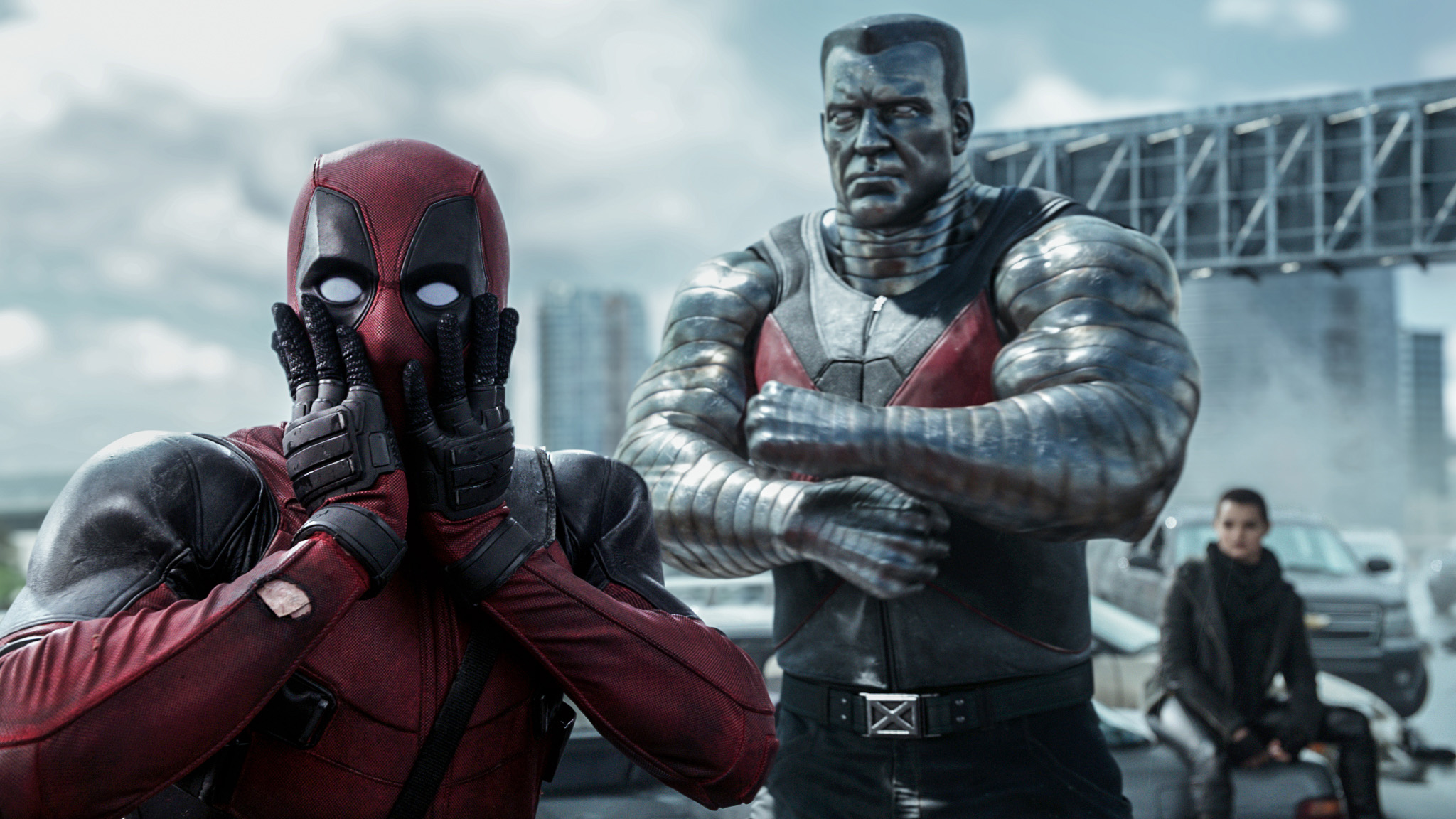 deadpool colossus Who Won? Ranking the Comic Book Movies of 2016