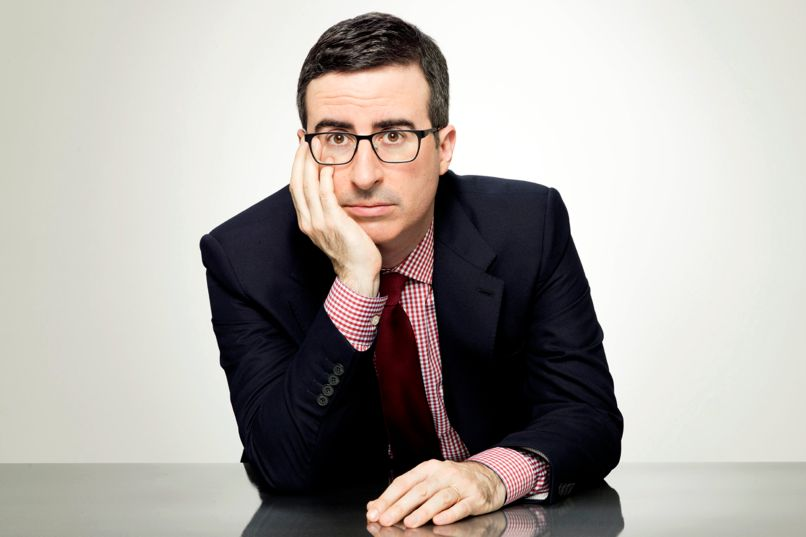 john oliver Top 100 TV Shows of the 2010s
