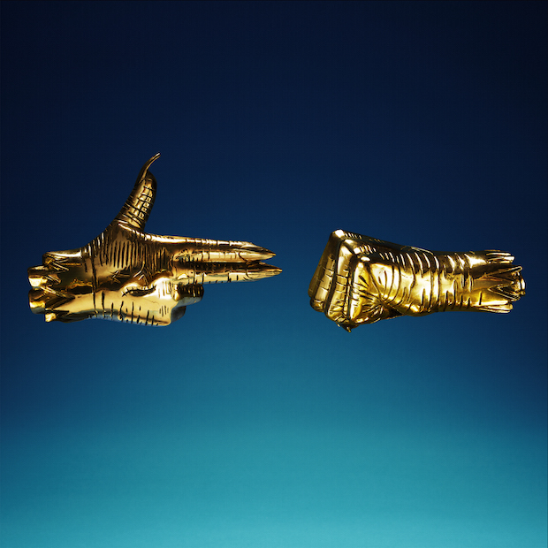 rj3 artwork Run the Jewels will release their new album, RTJ3, for free on January 13th