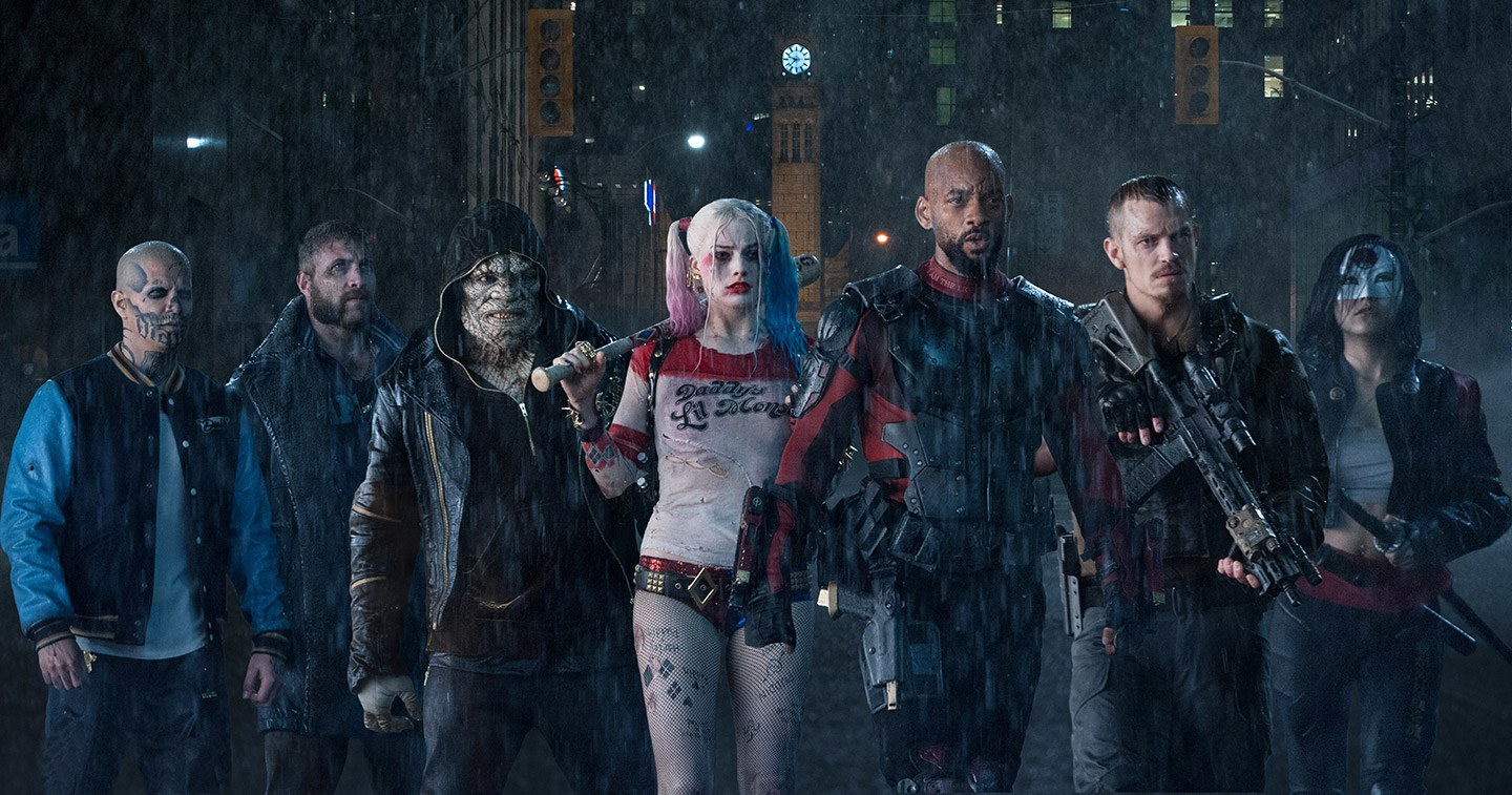 suicide squad review Who Won? Ranking the Comic Book Movies of 2016