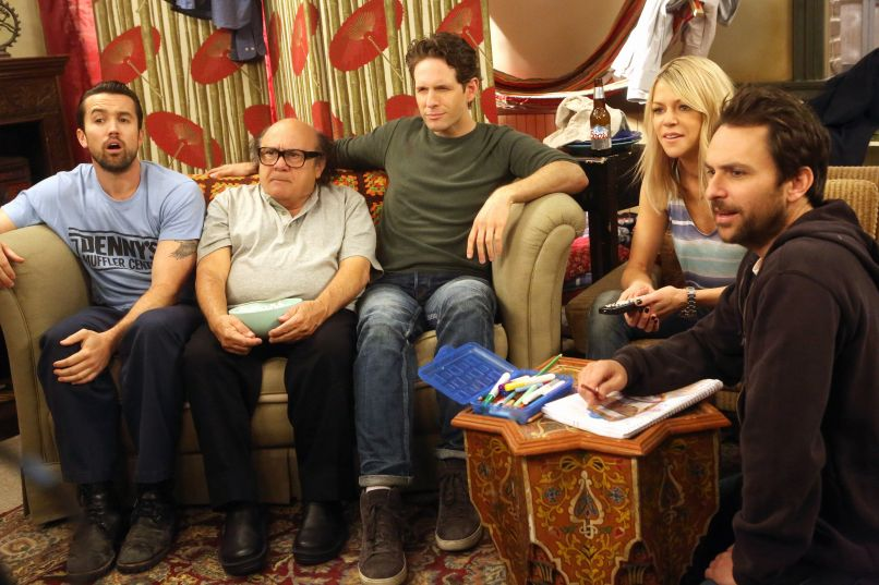 always sunny Which TV Network is Having the Best Year?