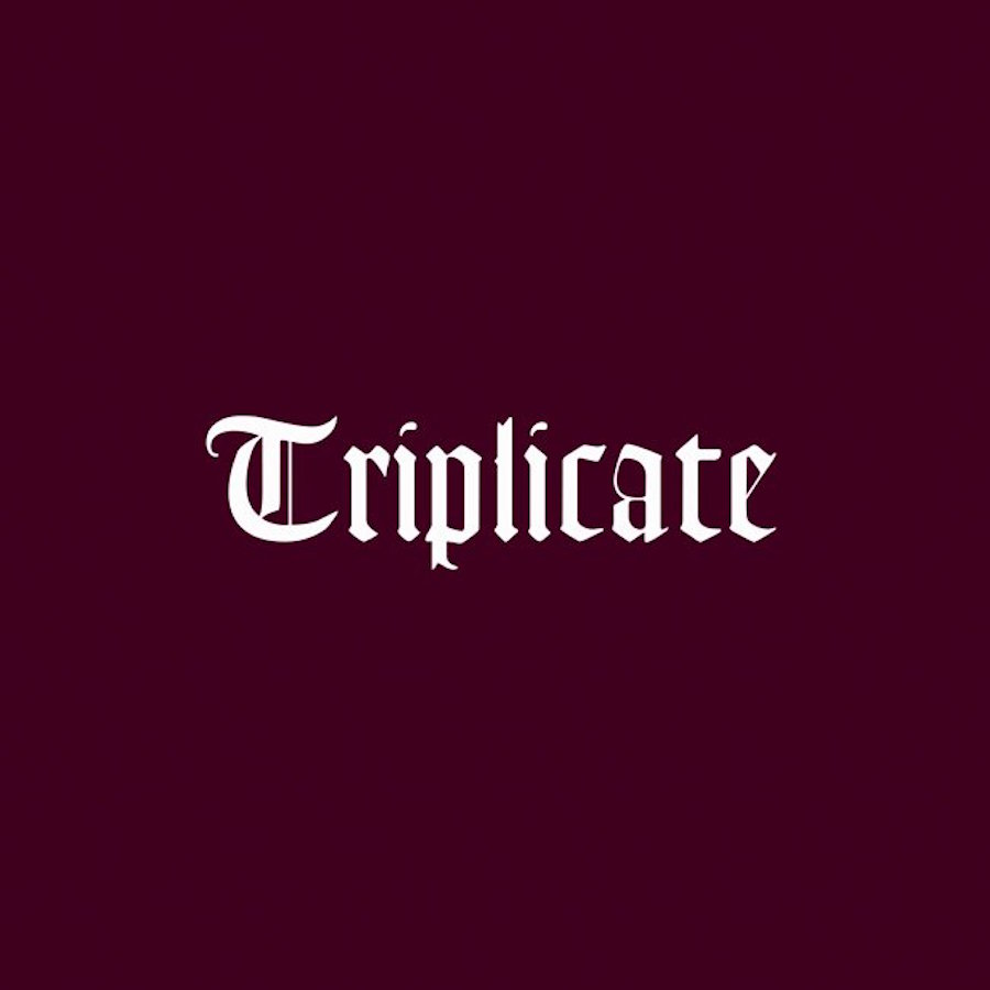 bob dylan triplicate cover Bob Dylan shares first ever triple album, Triplicate: Stream