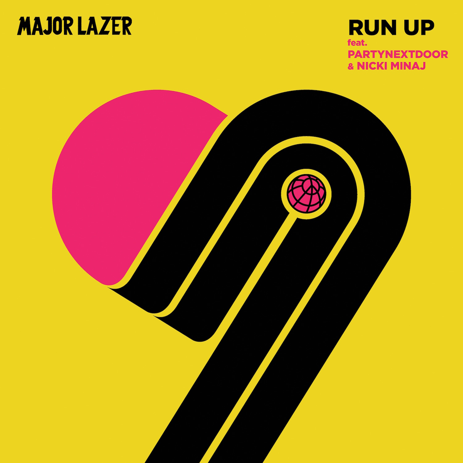 Major Lazer, Nicki Minaj, and PartyNextDoor join forces on new party jam Run Up    listen