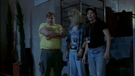 farley 1 Does Waynes World or Its Sequel Party Harder?
