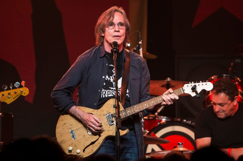 Jackson Browne, photo by Phillip Cosores