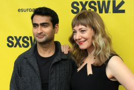 Kumail Nanjiani and Emily V. Gordon // The Big Sick // Photo by Heather Kaplan