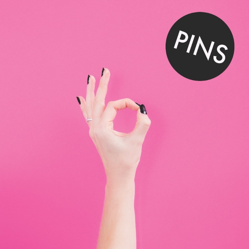 pins bad thing ep artwork Iggy Pop gives UKs PINS an assist on new song Aggrophobe    listen