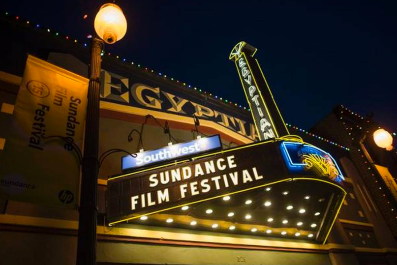 Sundance Film Festival, photo via The AP