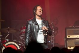 Vic Mensa // Photo by Philip Cosores