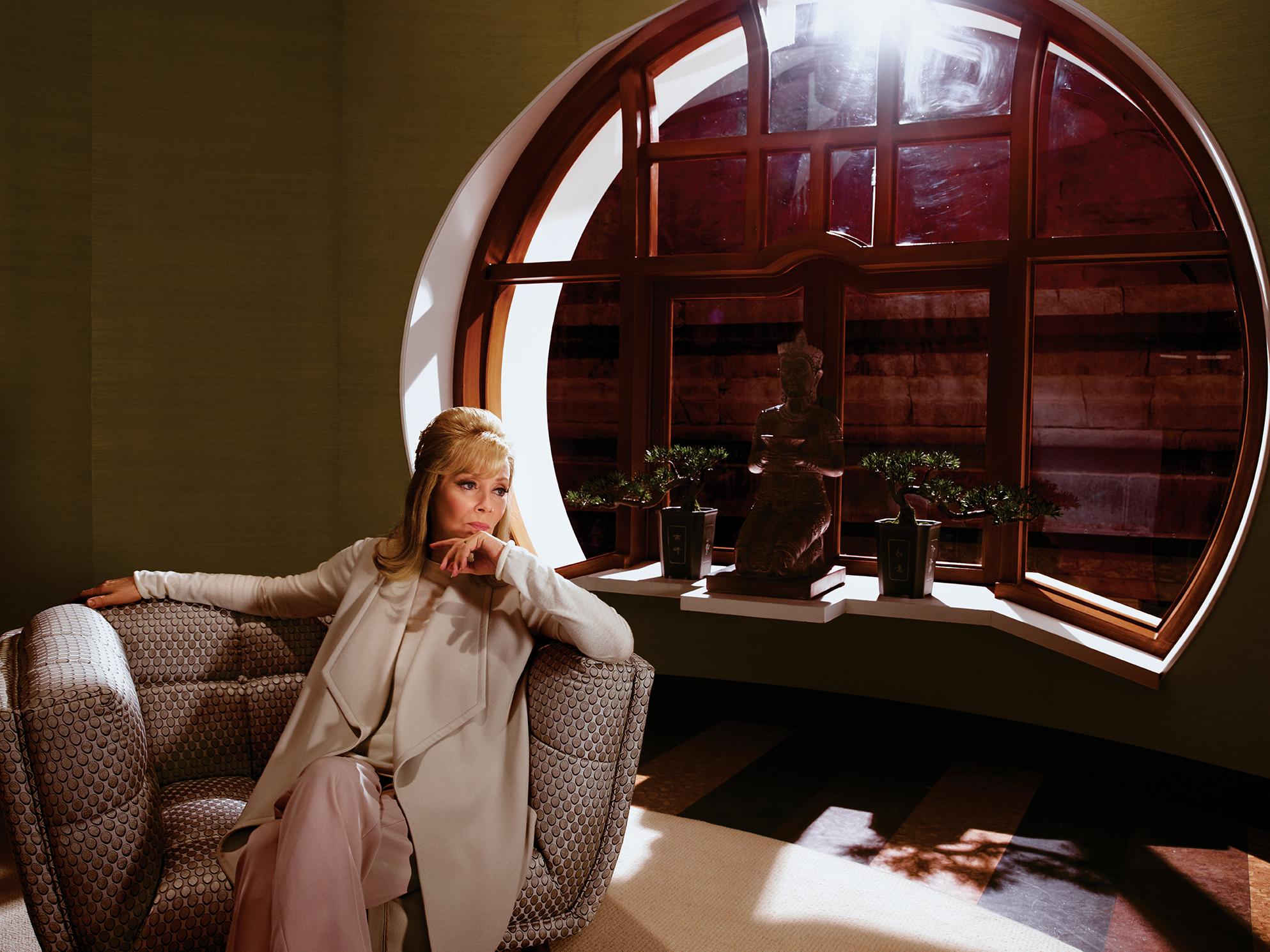 LEGION -- Pictured: Jean Smart as Melanie Bird. CR: Frank Ockenfels/FX