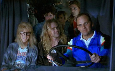 screen shot 2017 02 01 at 4 17 41 pm Does Waynes World or Its Sequel Party Harder?