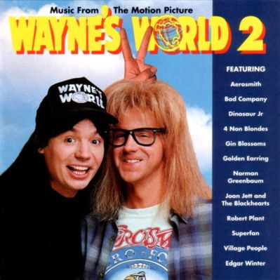 soundtrack 2 Does Waynes World or Its Sequel Party Harder?