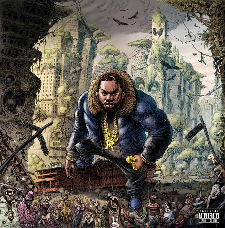 the wild raekwon Raekwons 10 Favorite Hip Hop Albums of All Time